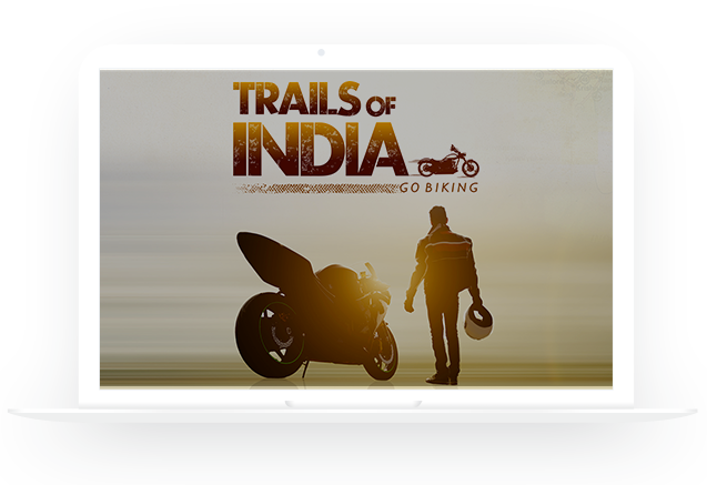 Trails of India