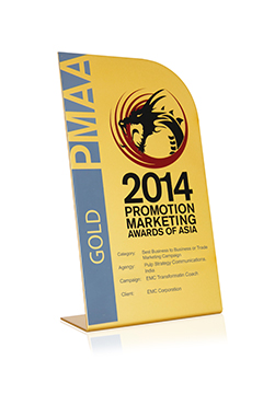 Best Business to Business or Trade Marketing Campaign