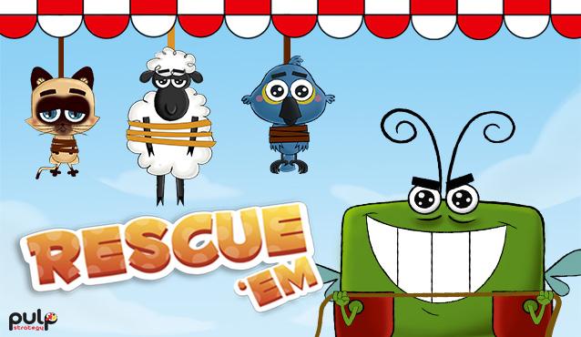 Rescue 'em - Fun Game