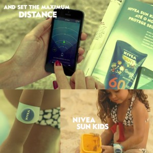 Nivea Sun Kids Campaign
