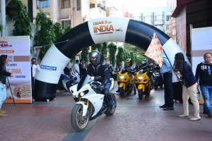 Trail of India - Launch