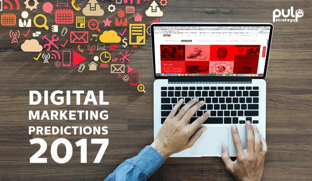 Digital Marketing Predictions 2017