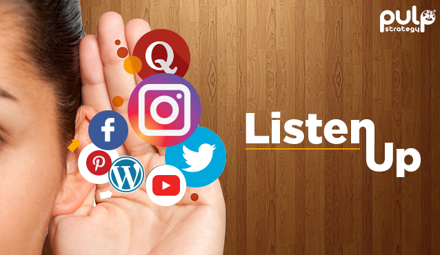 Social Media listining - Pulp Strategy