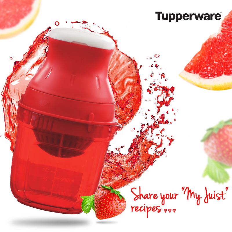 Tupperware Juice