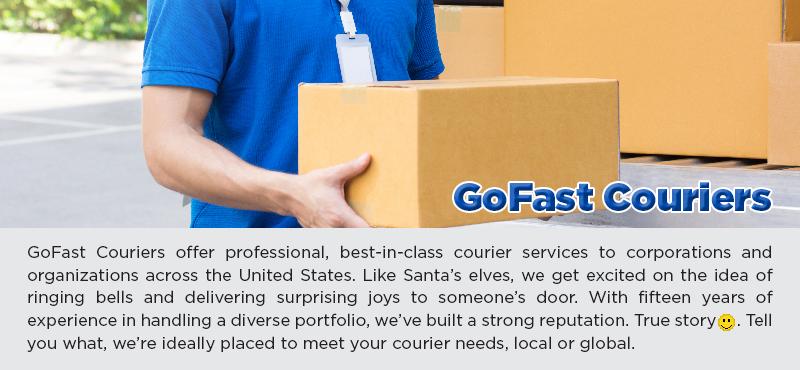 gofast courier