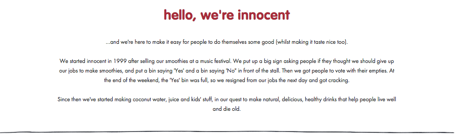 innocent drinks 2
