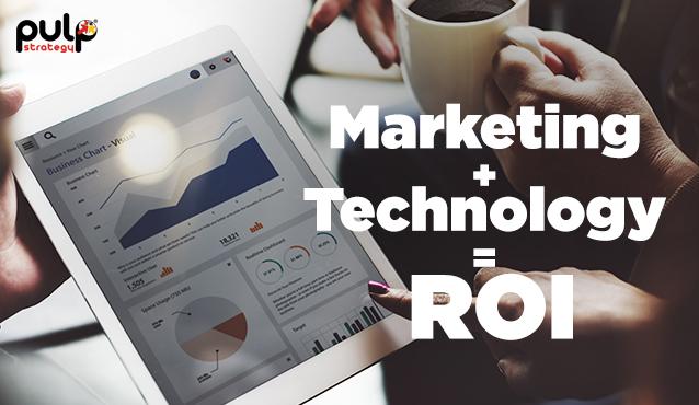 Trending technologies in marketing